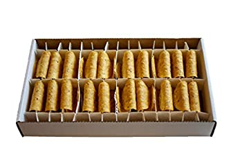 Bulk Yellow Corn Taco Shells - Mini  150ct  for DIY Weddings Events Parties Catering Corporate Events