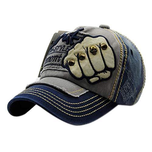 Da.Wa Casquettes de Baseball Homme Réglable Classique Sport Golf Cyclisme Randonnée Loisirs Anti-UV