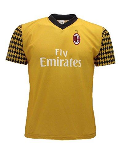 Camiseta Milan Gianluigi Donnarumma – 99– Copia autorizada 2016/2017