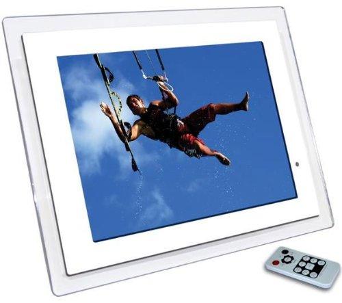 Coskin Digitaler Bilderrahmen Multimedia xdf12012,1pouces 800x 6004: 3weiß