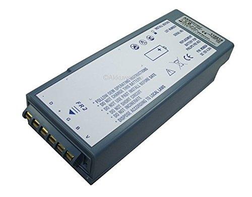 Gopacks Batterie für Philips Laerdal Defibrillator Heartstart Forerunner 2 2+ FR2+ M3840A Accu Battery Batterien Bateria Aku Acku