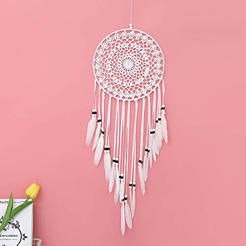 Dreamcatcher Europese Stijl Mes Droom Catcher Wind Chime Opknoping Decoratie Home Decoratie Rood
