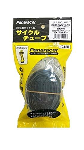パナレーサー(Panaracer) 日本製 チューブ [H/E 26x1.625~2.10] 英式バルブ0TH26-E-NP