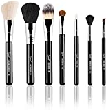 Sigma Beauty Make Me Classy Travel Kit Professional Brush Collection - # Black 7pcs