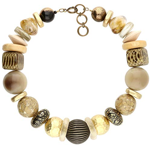 langani Halskette Luxury für Damen Handmade Since 1952 hochwertiger Modeschmuck Damenhalskette