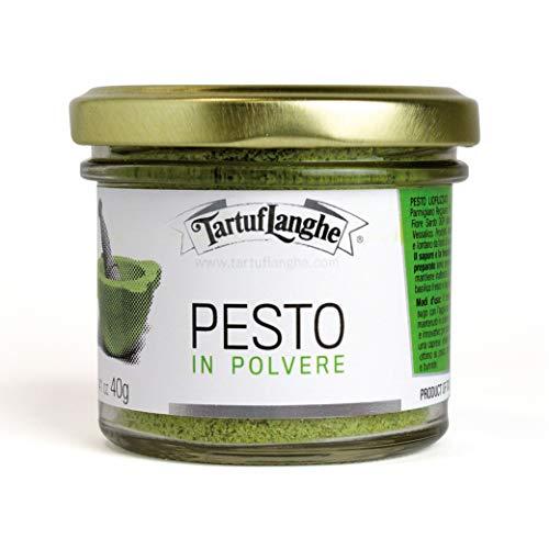 Tartuflanghe - Pesto in Pulver (gefriergetrocknetes Pesto) - 40 Gramm