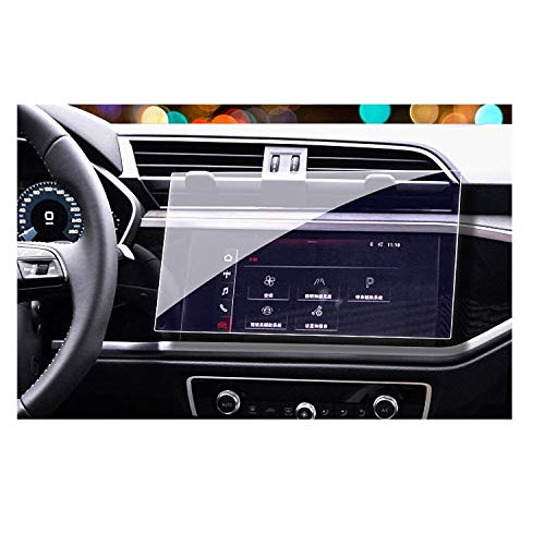 Screen Protector Compatible with 2019 2020 Audi Q3 Touch Screen,ZFM,Anti Glare Scratch,Shock-Resistant, Audi Navigation Accessories