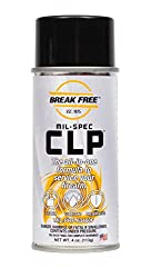 Break-Free CLP cleaner