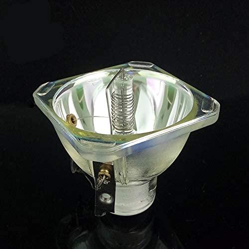 JRUIAN 5J.J1R03.001 Compatible con proyectores BENQ CP220 MP610 MP620 MP620p MP720 MP720p MP770 W100 Reemplazo de lámparas de proyector Reemplazo de Bombilla de proyección (Color: 5J.J1R03.001 CBH)