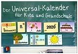 Der Universal-Kalender für Kita und Grundschule - Ausgabe 2020-110 Karten zum individuellen Zusammenlegen