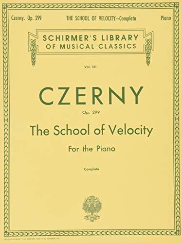 Carl Czerny The School Of Velocity Op.299 (Complete)