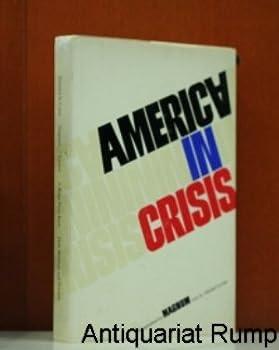 Hardcover America in Crisis [German] Book