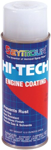 Seymour EN-70 Hi-Tech Engine Spray Paint, Gloss Clear