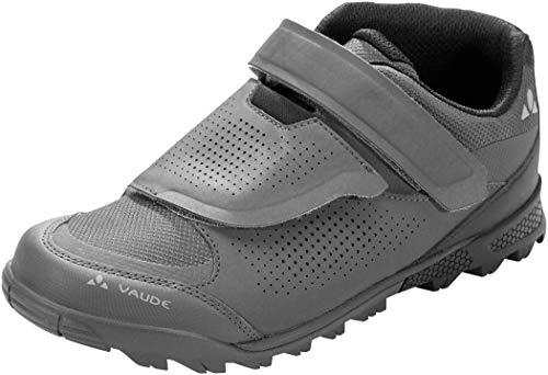 VAUDE Unisex AM Downieville Mid Mountainbike Schuhe, Iron, 39 EU
