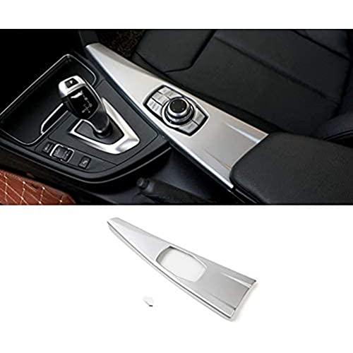 YFBB Bisel de Tira Decorativa del Panel del Interruptor de los Accesorios del Coche, para BMW 3 4 Series 3GT F30 F31 F32 F34 F36 316li 320li
