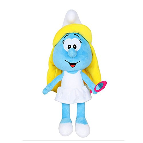 Smurfs Smurfette, Stuffed Animals Plush Toy for Kids Room Decoration 15'