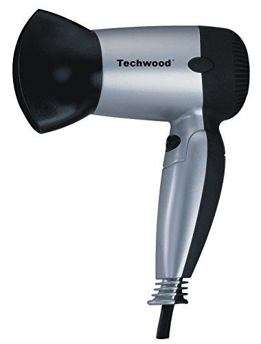 Techwood TSC-1207 Sèche Cheveux de Voyage