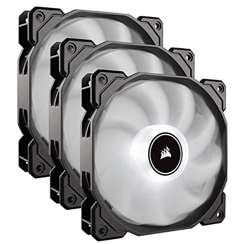 Corsair AF120 LED Low Noise Cooling Fan Triple Pack