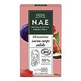 N.A.E. - Savon Solide Douche Corps Hydratant - Gel Douche - Certifié Bio - Formule Vegan - 99 % d'ingrédients d'origine naturelle - Savon de 100 g