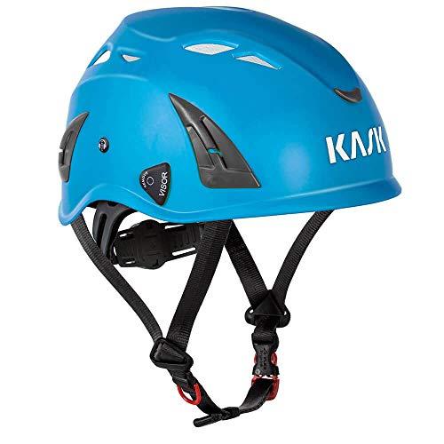Kask Industrie-Kletterhelm Plasma AQ WHE00008 Royalblau