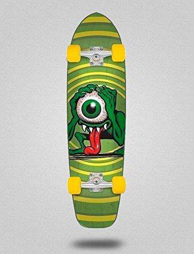 SANTA CRUZ Skate Longboard Cruiser Complete Jammer EYEGORE Large 9.42 X 35.0