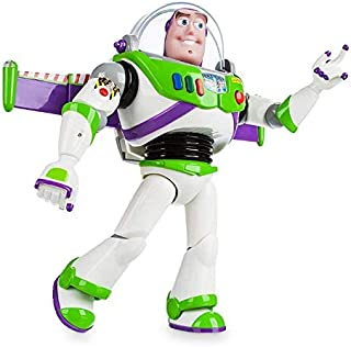 12 inch Toy Story Disney Advanced Talking Buzz Lightyear Action figure Christmas Gift for Kids Boy Children