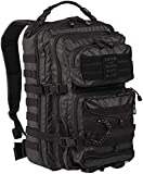 MIL-TEC バックパック US ASSAULT PACK 36L MOLLEシステム搭載 - TACTICAL BLACK 迷彩