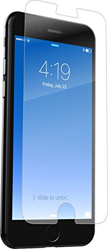 ZAGG InvisibleShield Sapphire Defense – Hybrid Glass Screen Protector for Apple iPhone 8, iPhone 7, iPhone 6s, iPhone 6