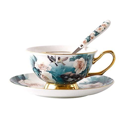 YLB Taza de café Taza de té rojo clásico de China Copa...
