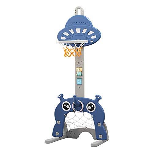 massager Kinder Basketball-Reifen-Set 5 in 1 Kinder Sportart Aktivitätszentrum Höhenverstellbare...