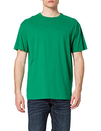 Urban Classics Oversized tee Camiseta, De Junglegreen, M para Hombre