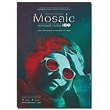 wzgsffs Mosaic Murder Mystery Tv-Serie Sharon Stone Poster