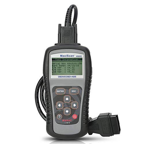 Autel MS609 Code Reader OBD2 Scanner Including Full OBDII Functions ABS Diagnostics(Upgraded Version of AL519)