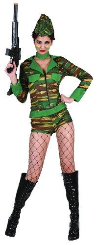 Soldier Playsuit + Hat