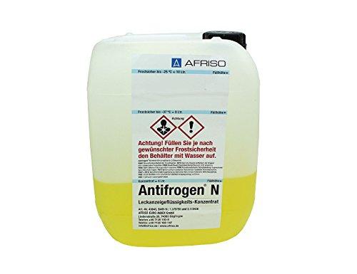 Leckflüssigkeit Antifrogen N 4 l Konzentrat f. 10 l Flüssigkeit Tank Öltank Öl
