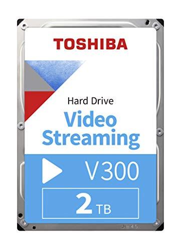 Toshiba hdwl120uzsva Disco rigido interno 2,52to SATA Nero 2TB