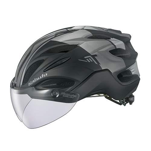 オージーケーカブト(OGK KABUTO) 自転車 ヘルメット VITT (ヴィット) カラー:G-1マットブラック サイズ:L 頭囲:(59-60cm)