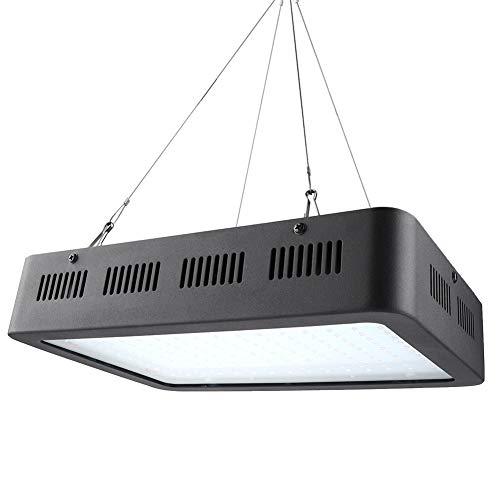 Lámpara LED Crece La Lámpara Ligera para La Luz De La Planta De La Planta Lámpara De Planta De Espectro Completo De Espectro AC85~264V (Enchufe del Reino Unido)