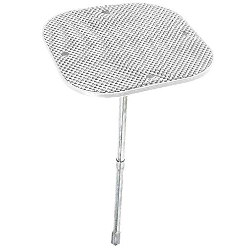 The Caravan Supermarket Camping Stick Table x 1 or 2 (Grey x 2)