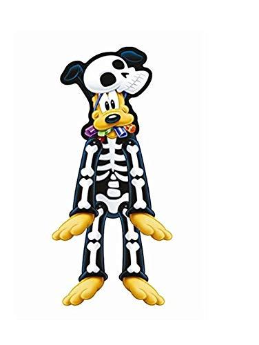 Procos S.A.. - Bolas Decorativas cuelgan de Mickey, Decoraciones Ornamentales para Halloween