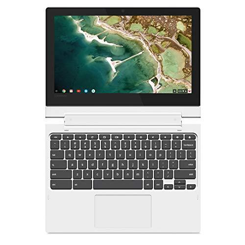 Product Image 2: Lenovo Chromebook C330 2-in-1 Convertible Laptop, 11.6-Inch HD (1366 x 768) IPS Display, MediaTek MT8173C Processor, 4GB LPDDR3, 64 GB eMMC, Chrome OS, 81HY0000US, Blizzard White