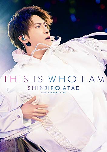 Anniversary Live『THIS IS WHO I AM』(Blu-ray Disc)