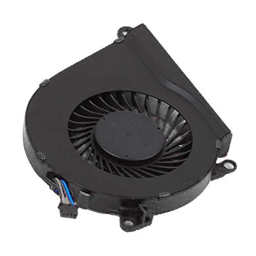 perfk Ventilador de Refrigeración de CPU para HP OMEN 15-AX101TX Serie