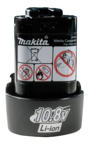 Makita 194550-6 Li-Ion Akku BL1013, 10,8 Volt 1,3 Ah