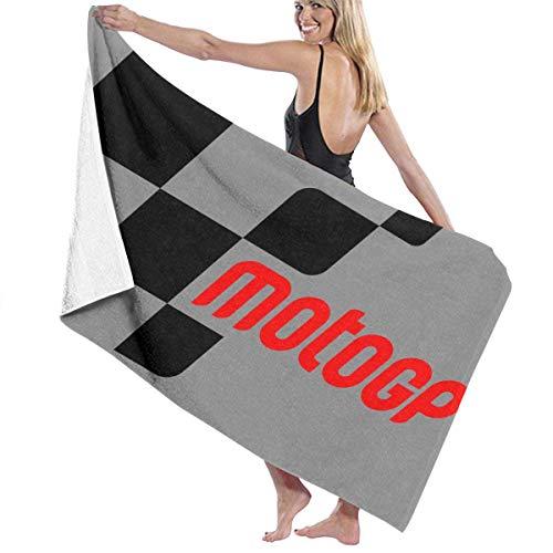 rtuuruyuy Toallas de baño Toalla de Playa Moto GP Baby Large Soft Bed Beach Towel Sheet Bath Set Bathroom Accessories