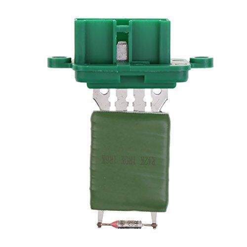 IPOTCH Resistencia Del Ventilador Del Calentador 6450XR de 1 Pieza para Todo Tipo de Vehículos, Pieza Del Mercado de Accesorios