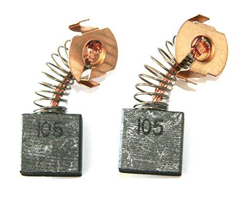 (2-PK) N558583 / N408735 /N039389 / 622437-00 replacement chop saw brush For DeWalt D28700 D28715 GR871