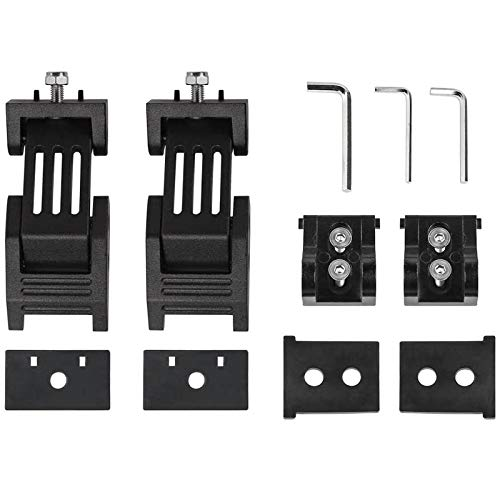 For Jeep JK Black RVS afzuigkap Catch Kit for 2007-2018 Jeep Wrangler JK JKU (Color : Black)