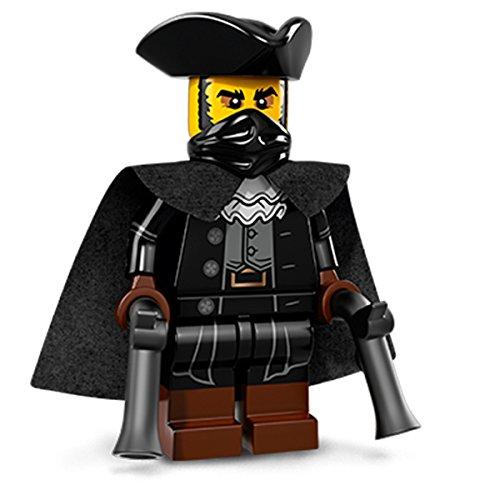 LEGO 71018 Minifigures Serie 17 - l'Uomo Misterioso Mini Action Figure