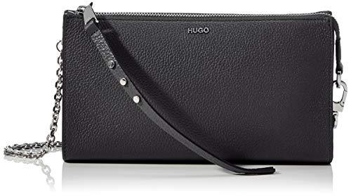 HUGO Damen Victoria Mini Bag Clutch, Black1, Normal